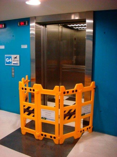Barreira modular
