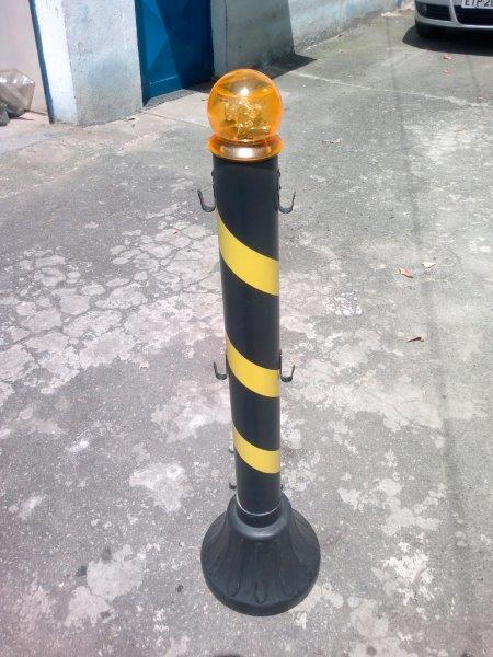 Pedestal de sinalização preço
