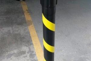 Fabricante pedestal zebrado