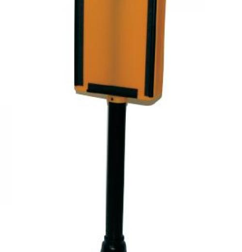 Pedestal Tuboart personalizado A4