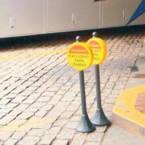 Pedestal Tuboart personalizado