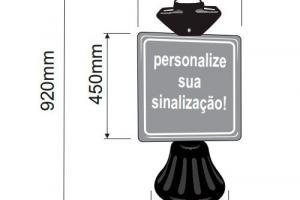 MAX Personalizado Piscante Baixo